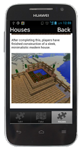 House Guide + Minecraft Cheats - screenshot thumbnail