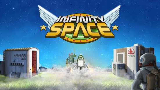 Infinity Space Screenshot 1