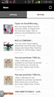 Taylor Swift - screenshot thumbnail