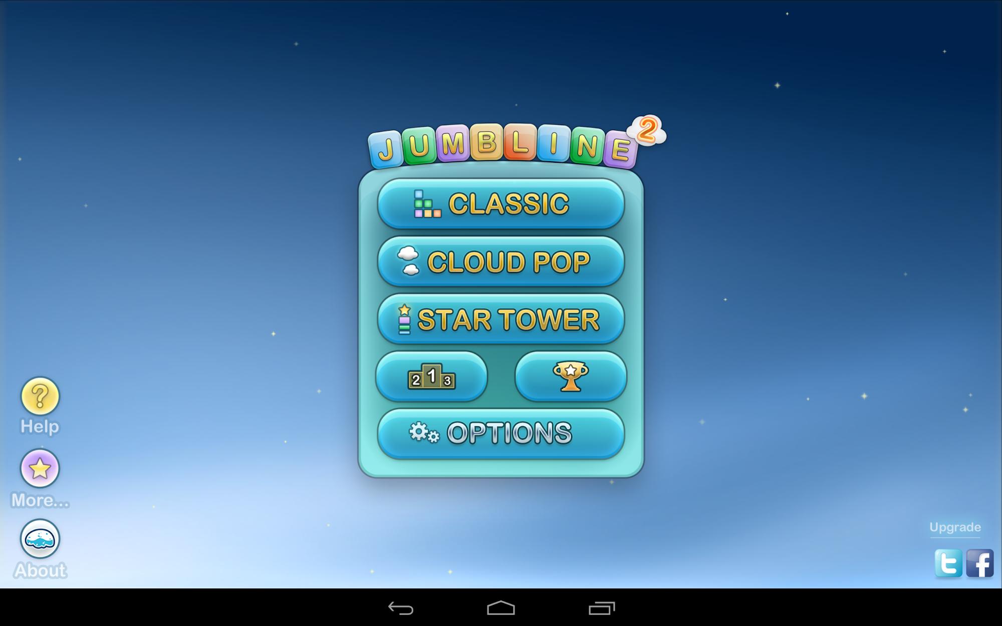 Jumbline 2 - word game puzzle screenshot #10