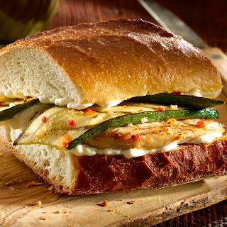 Italian Chicken Sandwiches.