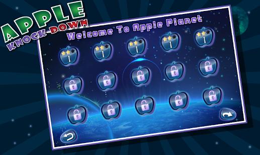 街機必備免費app推薦|蘋果 擊倒: 彈弓: Apple Knockdown線上免付費app下載|3C達人阿輝的APP