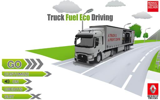 Truck Fuel Eco Driving