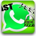 Hide WhatsApp Last Seen icon