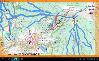 Screenshot of SmartMaps: GPS Navigation&Maps