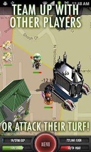 Parallel Mafia MMORPG Screenshot 3