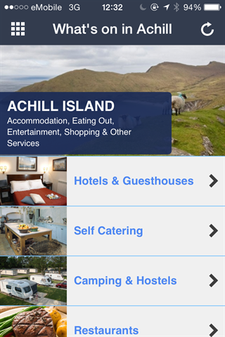 What's on in Achill