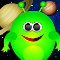 Monster puzzle for toddlers HD icon