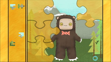 Screenshot of Monster Games for Kids: Puzzle