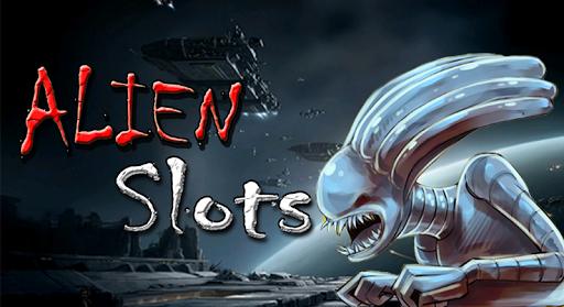 Alien Slots Machine