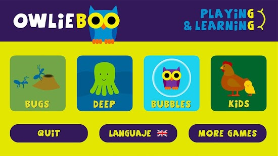 OWLIE BOO 4 - screenshot thumbnail