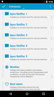 Apex Notifier - screenshot thumbnail