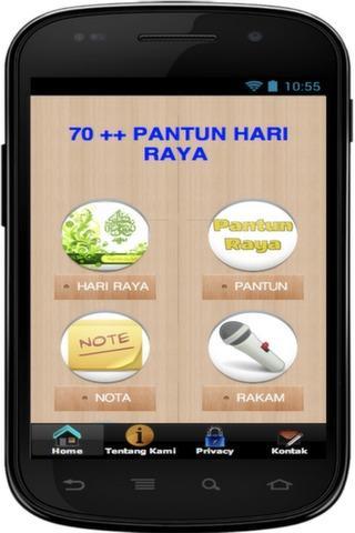 PANTUN HARI RAYA