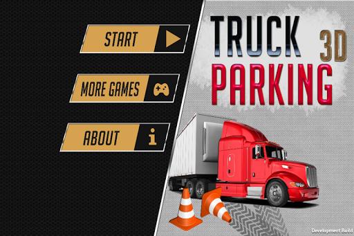 Truck Parking 3D 2015