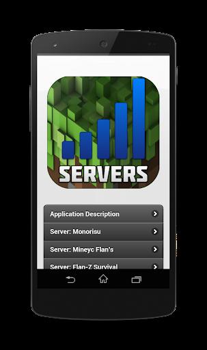 Servers List