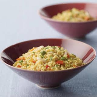 Vegetable Couscous Indian Recipes.