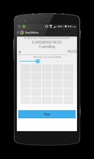 ReddMine - ReddCoin Game