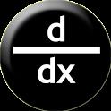 Calcula derivadas paso a paso icon