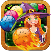 Witch's Magic Marbles