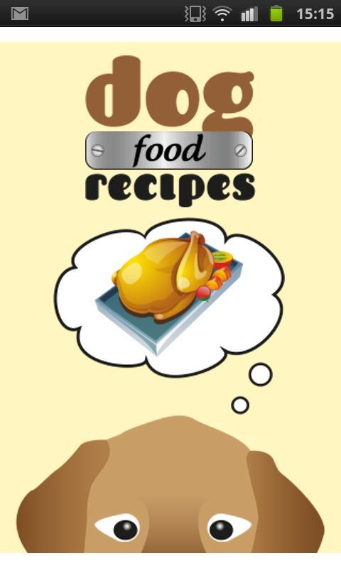 Dog Food Recipes- screenshot