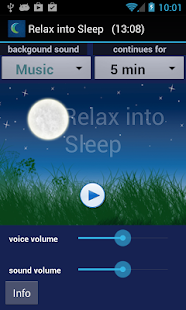 iSleep Easy Meditations Free- screenshot thumbnail