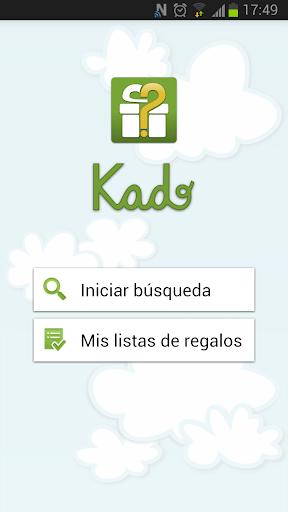 Kado Pro. Buscador de regalos