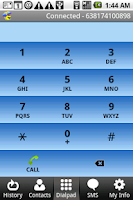 Screenshot of Globe Muzta