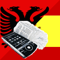 Albanian Spanish Dictionary icon
