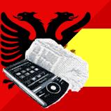 Albanian Spanish Dictionary cheat