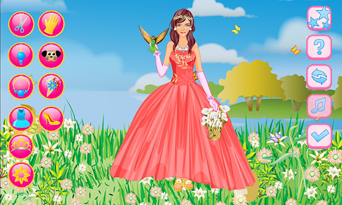 Magic Animal Princess - screenshot