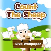 Count The Sheep - By Fence