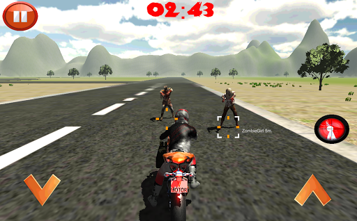 Bike Race Shooter