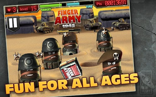 Finger Army 1942 - screenshot thumbnail