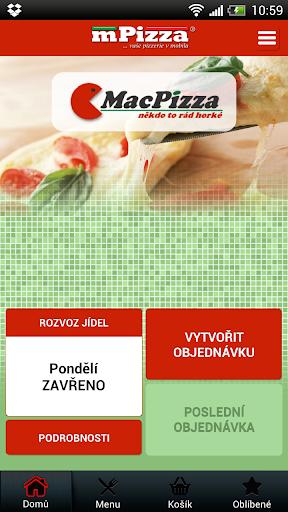 MacPizza - České Budějovice