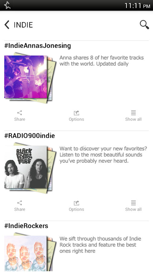 RADIO900 - screenshot