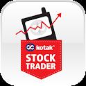 Kotak Stock Trader logo