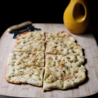 Simple Pizza Dough / Focaccia