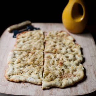 Focaccia Bread With Pizza Dough Recipes.