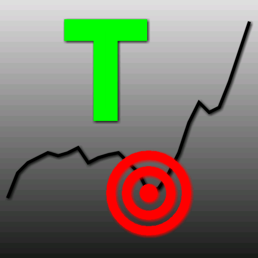 Ticker Hunter Stock Trading LOGO-APP點子