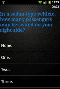 Taxi, Limo, Ambulance Test BC- screenshot thumbnail