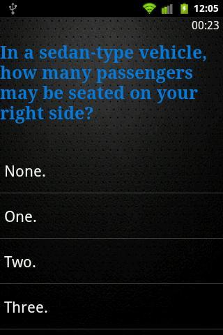 Taxi, Limo, Ambulance Test BC- screenshot