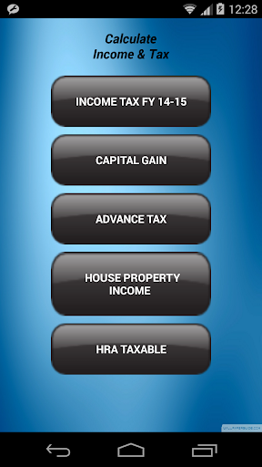 Tax Calculator - India