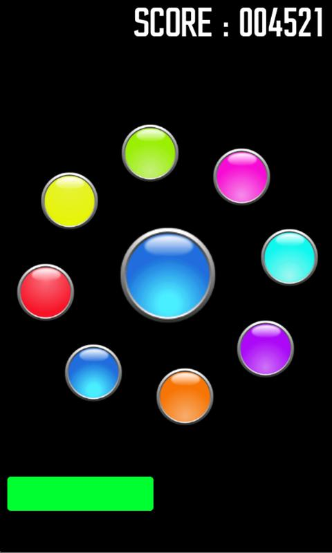 Brain Training Number/Color- screenshot