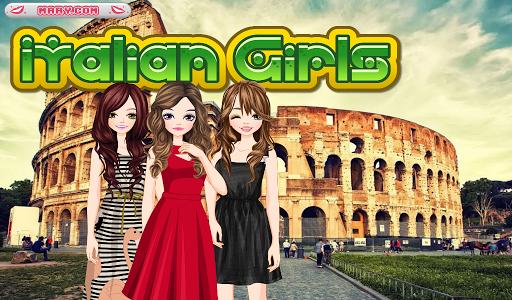 意大利女孩- 免费游戏