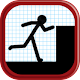 Cartoon Stickman: Jump And Run