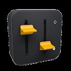 WiFi/Data Auto OffOn icon