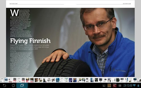 Tire Technology International- screenshot thumbnail