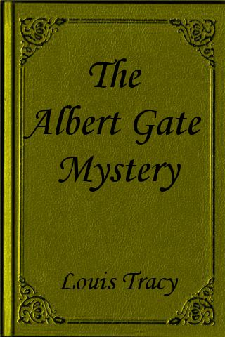 The Albert Gate Mystery-Book - screenshot