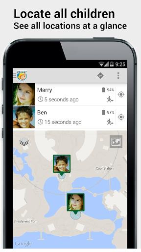 GPS Tracker Little Nanny+