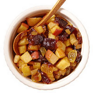 Sweet & Sour Apple Chutney